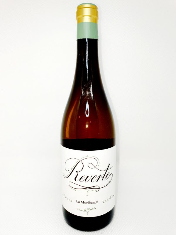 20200426 150550 scaled 600x800 - Reverte Garnacha Blanca, Vinicola Corellana, Navarra 2018 Spain, Organic not certified