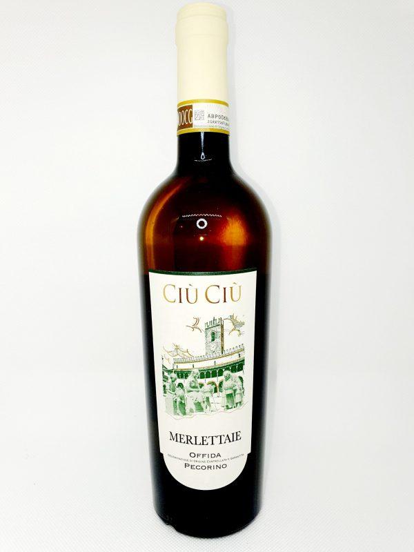 20200426 150601 scaled 600x800 - Ciù Ciù Le Merlettaie Bianco Pecorino, Ascoli Piceno 2018 Italy Organic