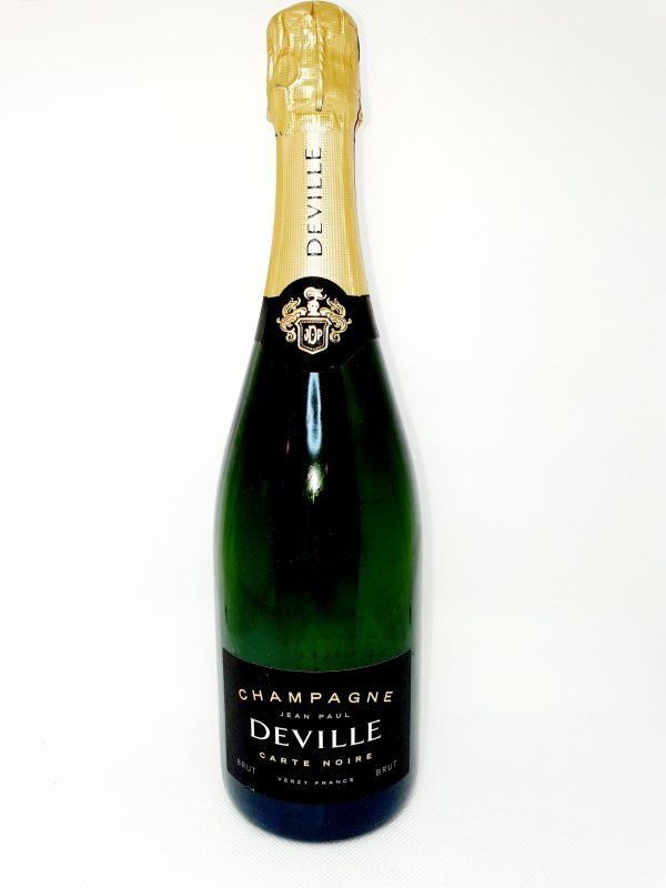 20200426 150802 scaled 600x800 - Jean-Paul Deville, `Carte Noir` Brut NV Champagne