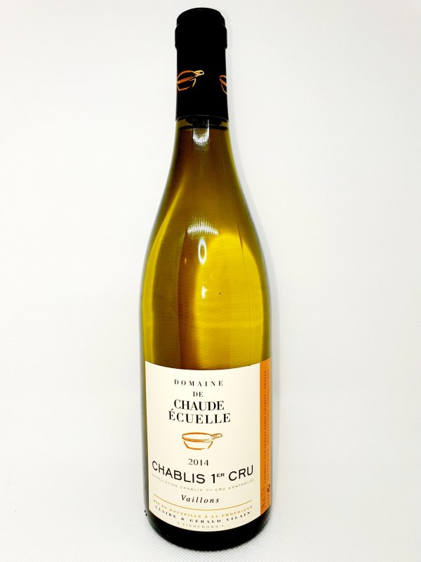 20200426 150811 scaled 600x800 - Chablis Premier Cru 'Vaillons', Chaude Ecuelle, Chablis 2014 France, Sustainable
