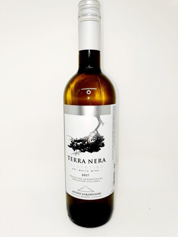20200426 150833 scaled 600x800 - Terra Nera 'old vine' Assyrtiko, Artemis Karamolegos, Santorini 2017 Greece, Sustainable