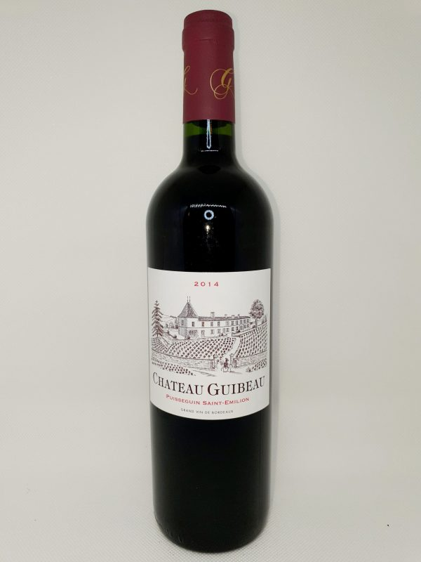 20200427 165551 scaled 600x800 - Chateau Guibeau, Puissegin-St.Emilion, Bordeaux 2014 France Organic