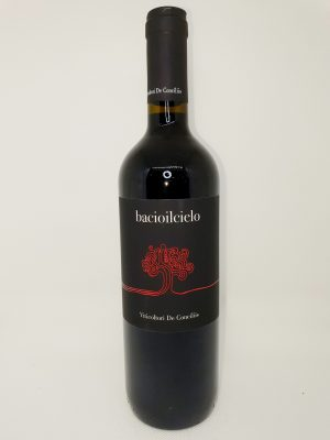 20200427 165601 scaled 300x400 - Paestum Rosso 'Bacioilcielo' (Primitivo/Barbera/Aglianico) de Conciliis 2017 Italy Organic uncertified