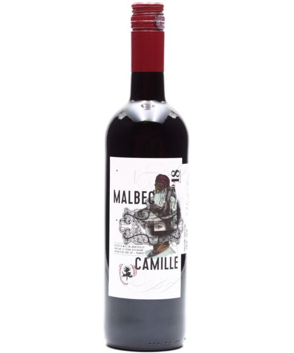 IMG 20201026 WA0001 600x720 - Château du Cèdre, Camille Malbec, Cahors 2018 France, Organic