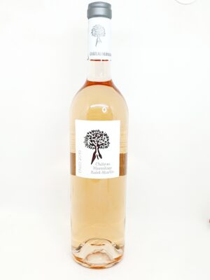 20210124 131334 300x400 - Château Hermitage Saint-Martin, Cuvee Enzo Rose Provence 2019 France Organic