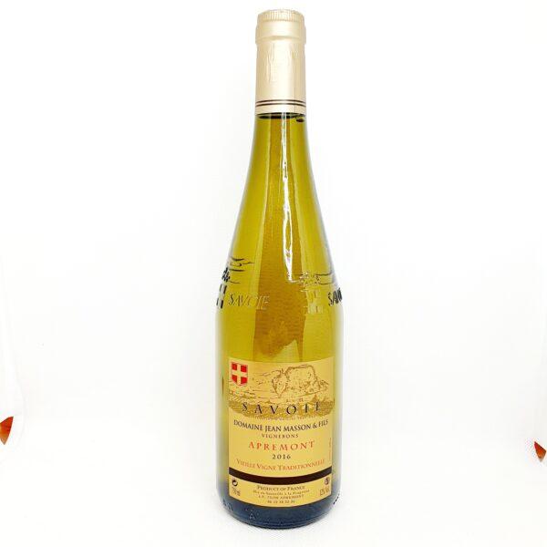 20210124 132121 600x600 - Apremont 'Vielle Vignes' Traditionnelle, Savoie 2016 France Sustainable