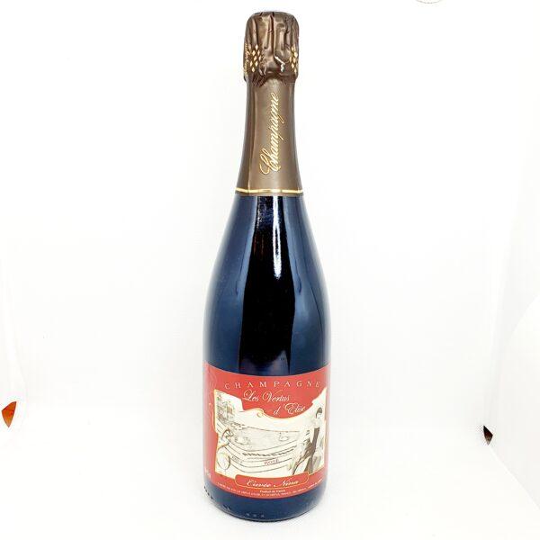 20210124 133003 600x600 - Les Vertus d'Elise 'Cuvée Nina' Rosé Brut NV Champagne, Sustainable