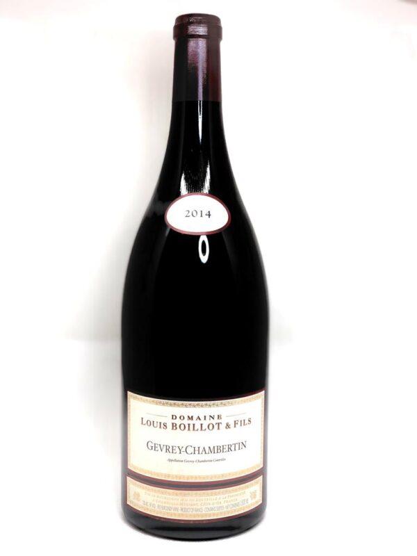 IMG 20201107 WA0002 600x800 - Gevrey-Chambertin Louis Boillot, Burgundy 2014 France, Organic Magnum