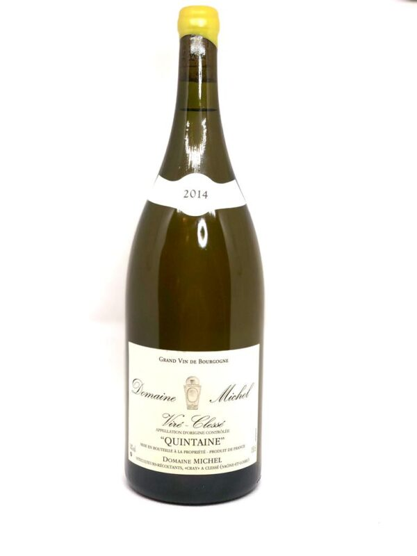 IMG 20201107 WA0003 600x800 - Vire-Clesse 'Quintaine', Burgundy 2014 France, SustainableMagnum