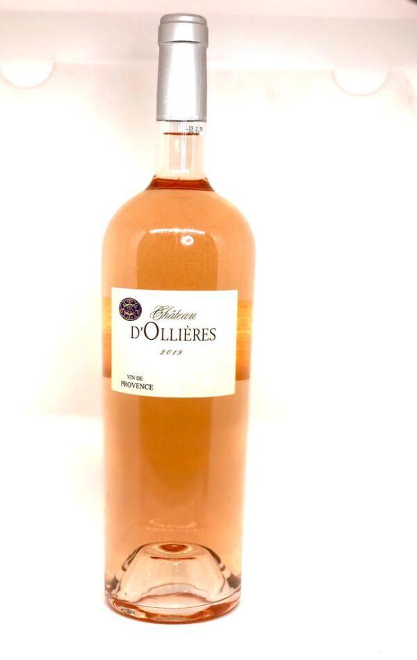 IMG 20201107 WA0005 600x950 - Coteaux Varois, Château d'Ollières, Provence 2019 France Organic Magnum