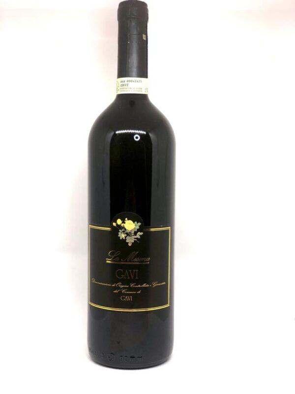 IMG 20201107 WA0006 600x800 - Gavi del Commune di Gavi, Black Label La Mesma, Piedmont 2009 Italy Organic