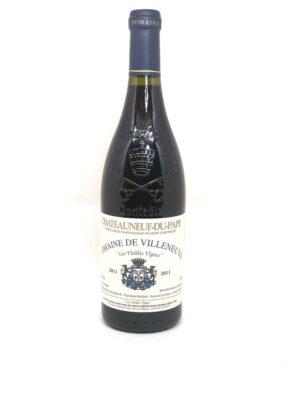 IMG 20201107 WA0012 300x400 - Châteauneuf-du-Pape 'Les Vieilles Vignes', Domaine de Villeneuve 2011 Biodynamic