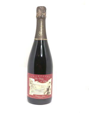 IMG 20201107 WA0024 300x400 - Les Vertus d'Elise 'Cuvée Nina' Rosé Brut NV Champagne, Sustainable