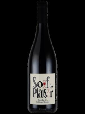Soif de Plaisir 300x400 - Soif de Plaisir, Le Clot de l'Origine, Roussilion 2014 France Biodynamic