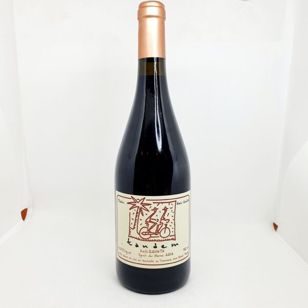 "20210124 125627 600x600 - ""Tandem"" Syrah, Domaine Ouleb Thaleb, Ben Slimane 2016 Morocco, Organic (uncertified)"